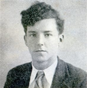 Stephen Frances at the time he created Hank Janson
